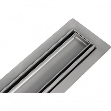 Douchegoot Wiper 1000 mm Elite Slim Pure