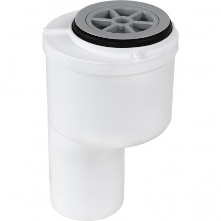 Wiper douchebak 1000 x 1000 mm met douchegoot type Zonda