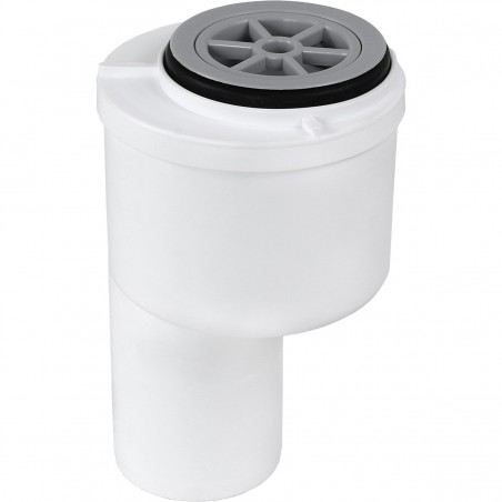 Wiper douchebak 1000 x 1000 mm met douchegoot type Tivano